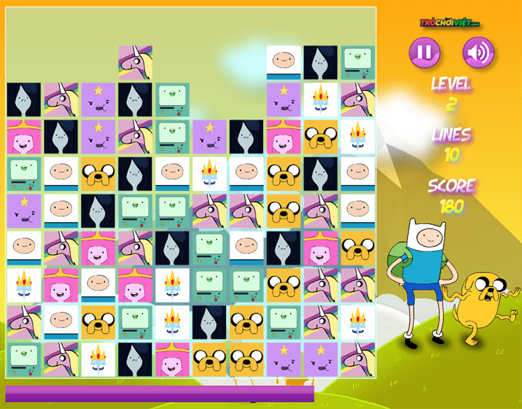 game adventure time connect noi hinh giong nhau hinh anh 3