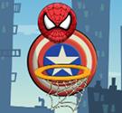 Bóng rổ siêu anh hùng