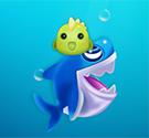 Cá mập xếp hình