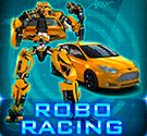 Đua xe robot biến hình