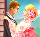 Hôn nhau kiểu Nhật