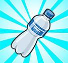Ném chai nước 2