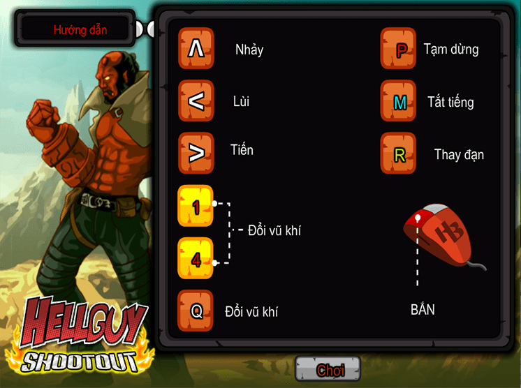 game quy do hellboy hinh anh 1