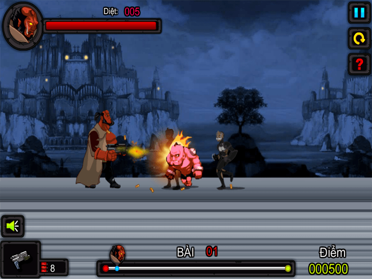game quy do hellboy hinh anh 2