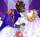 Tom và Angela kết hôn