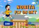 Nobita tập bay