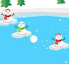 Ném bóng tuyết