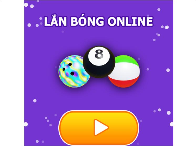 tro choi lan bong online