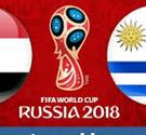 Xem online Ai cập vs Uruguay link VTV6 bản quyền