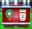 Xem online Maroc vs Iran link trực tiếp nhanh nhất
